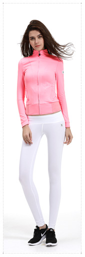 1050640 - Business track jacket _pink (track suit)