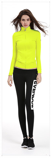 1050723 - Business Track Jacket _Neongreen (Track Suit)