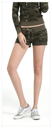 1067470 - 카모 Hot Pants_2color